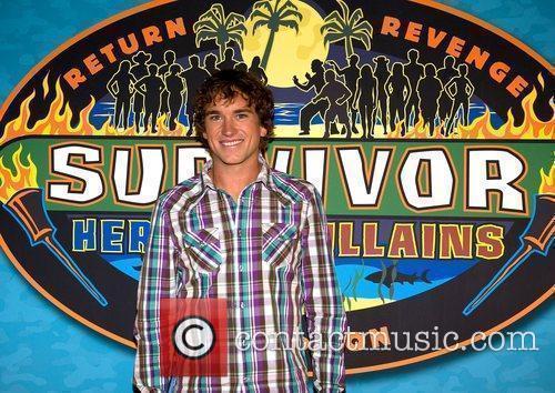 James J.T Thomas Survivor: Heroes vs. Villians Finale...