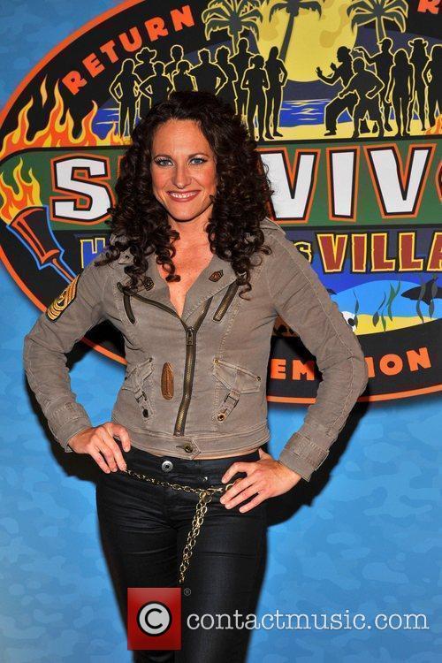 Jerri Manthey Survivor: Heroes vs. Villians Finale and...