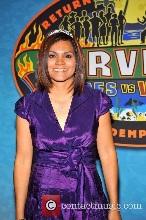 Sandra Diaz-Twine Survivor: Heroes vs. Villians Finale and...