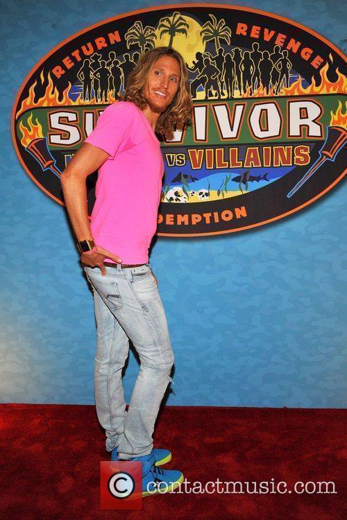 Tyson Apostol Survivor: Heroes vs. Villians Finale and...