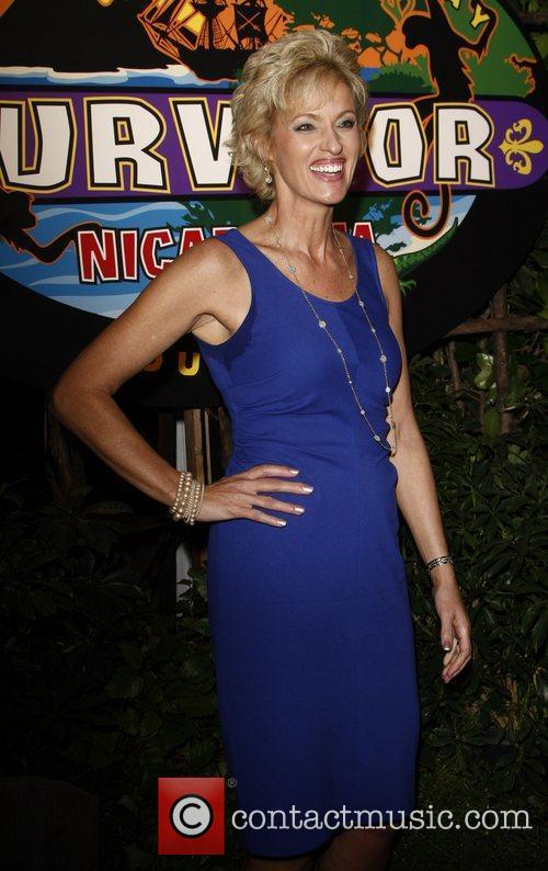 The 'Survivor: Nicaragua' finale held at the CBS...