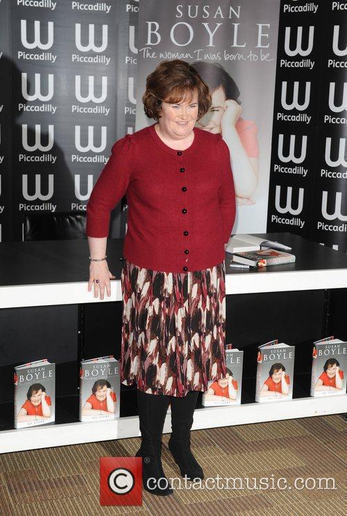 Susan Boyle 6