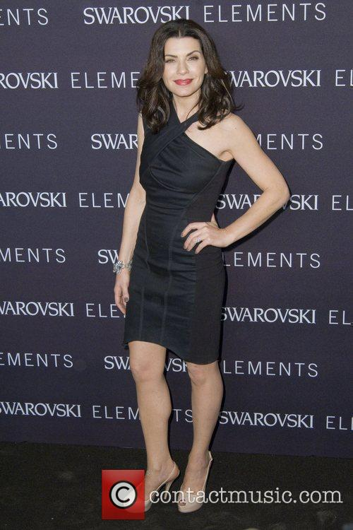 Julianna Margulies The 'Swarovski Elements 22 Ways To...