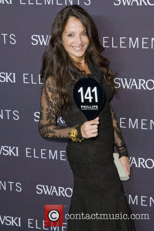 Emma Snowdon Jones The 'Swarovski Elements 22 Ways...