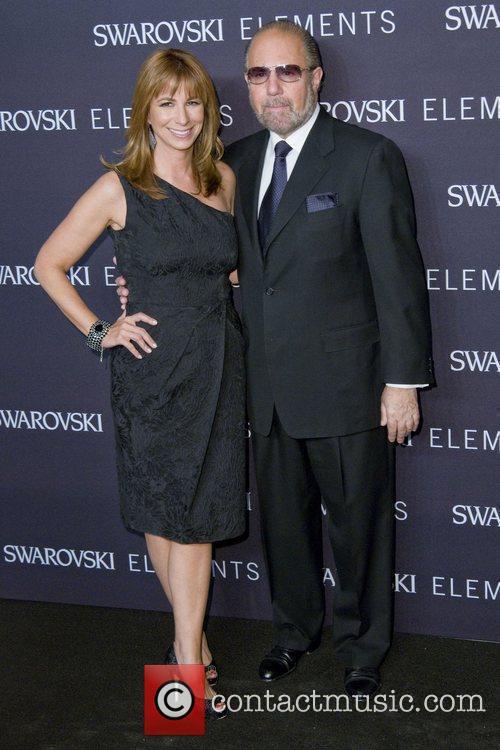 Jill Zarin and Guest The 'Swarovski Elements 22...