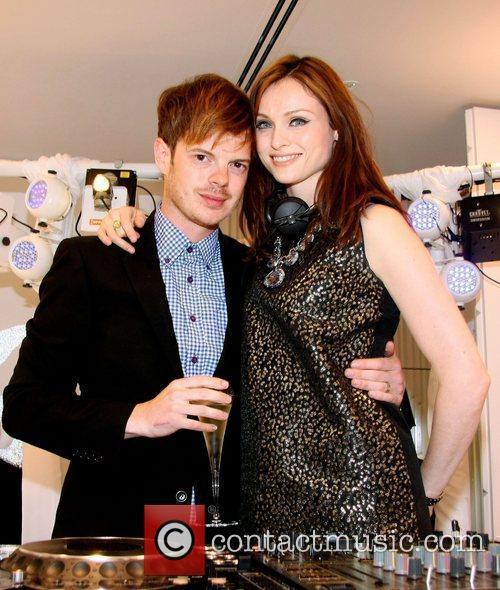 Richard Jones and Sophie Elllis Bextor attending the...