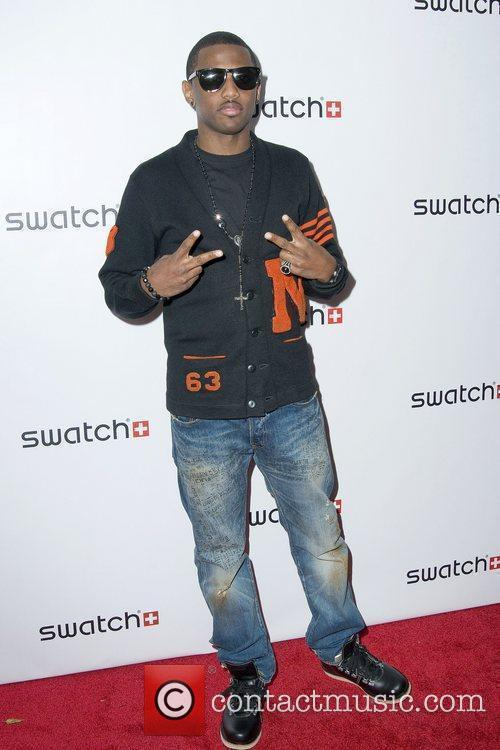 Fabolous The launch of Swatch 'New Gents Collection'...
