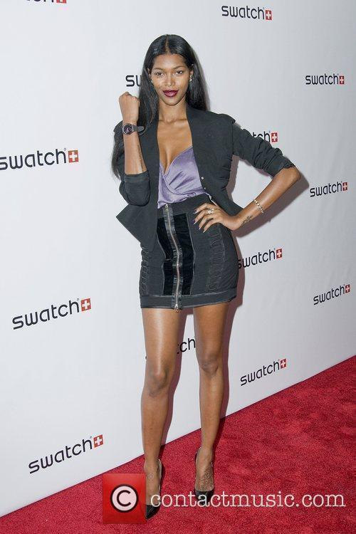 The launch of Swatch 'New Gents Collection' at...