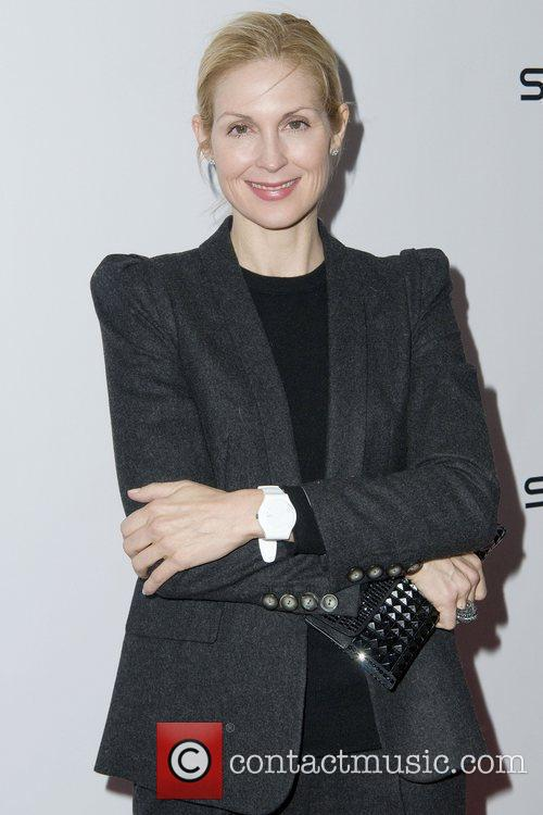 Kelly Rutherford The launch of Swatch 'New Gents...