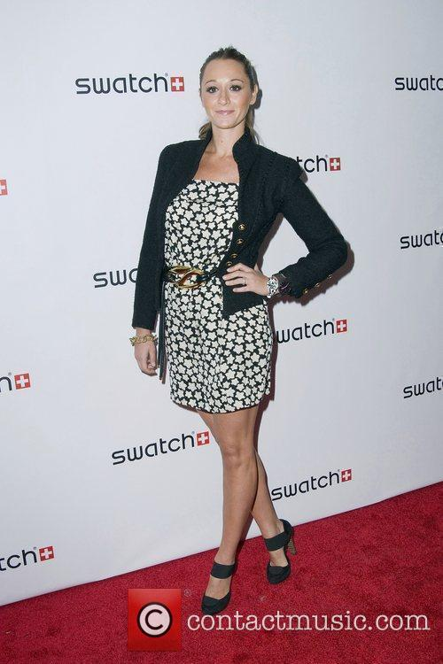 Alexandra Osipow The launch of Swatch 'New Gents...
