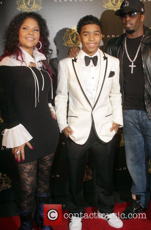 Attend Justin Dior Combs' Sweet 16th birthday party...