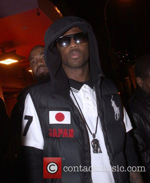Rapper Fabolous 4
