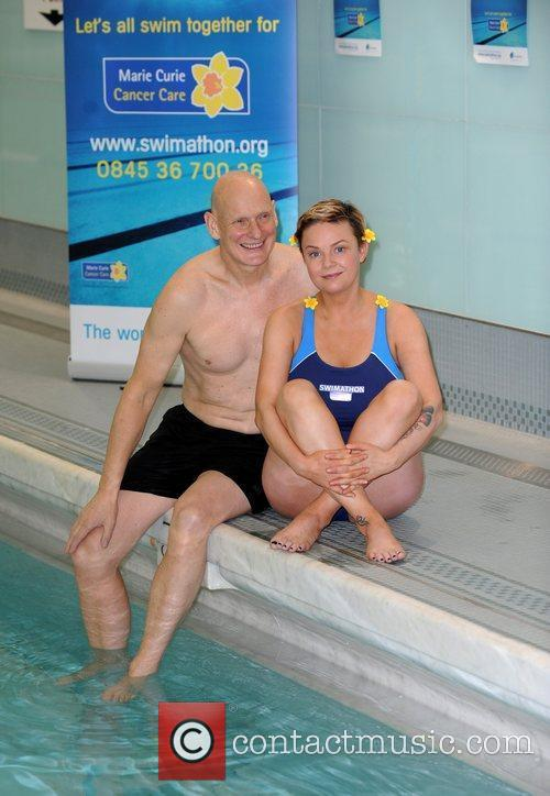 The launch of Swimathon 2011 - The world's...