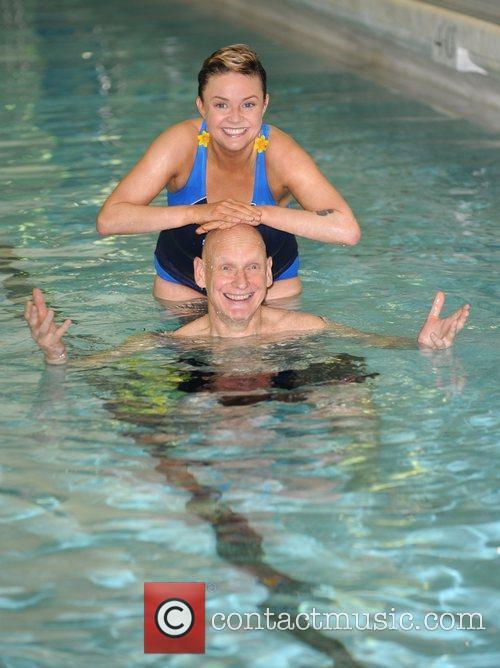 Gail Porter The Launch Of Swimathon 2011 The World 39 S Biggest Fundraising Swim Held At