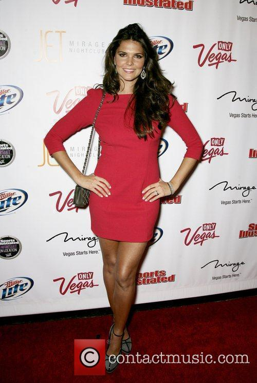 Daniella Sarahyba At the 2010 Sports Illustrated Swimsuit...
