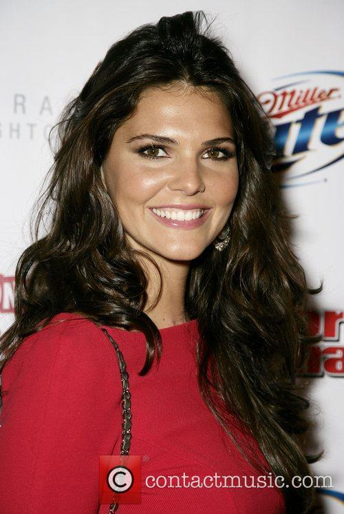 Danielle Sarahyba At the 2010 Sports Illustrated Swimsuit...