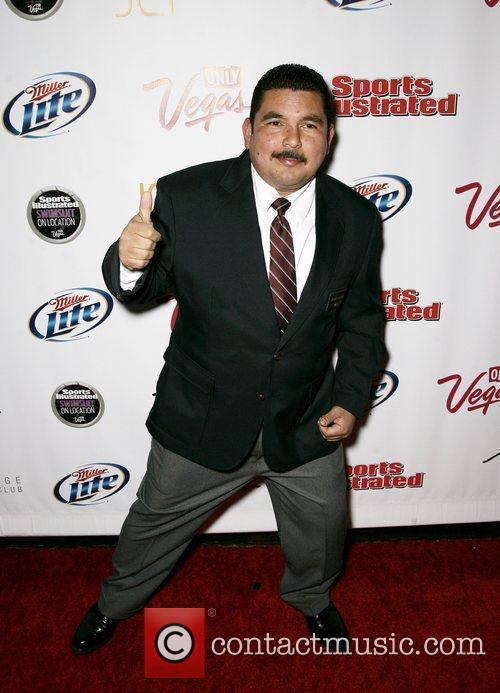 Guillermo At the 2010 Sports Illustrated Swimsuit Models...