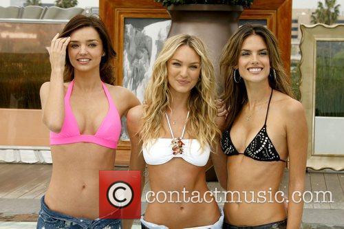Miranda Kerr, Candice Swanepoel, Alessandra Ambrosio, Victorias Secret