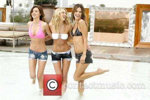 Miranda Kerr, Candice Swanepoel and Alessandra Ambrosio 15