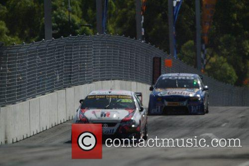 The Sydney 500 V8 Supercars Event Held At Sydney Olympic Park From 4-6 December 2009. 9