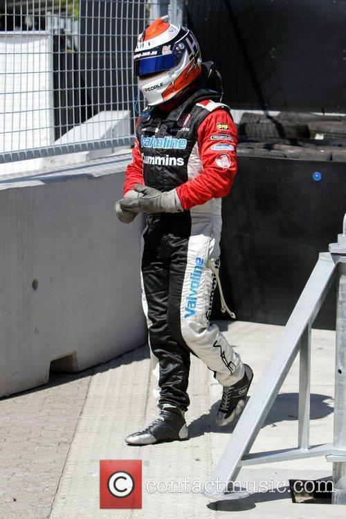 The Sydney 500 V8 Supercars Event Held At Sydney Olympic Park From 4-6 December 2009. 5