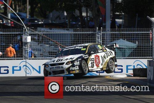 The Sydney 500 V8 Supercars Event Held At Sydney Olympic Park From 4-6 December 2009. 6