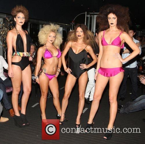 The Coco Riche bikini label holds the 'Sydney...