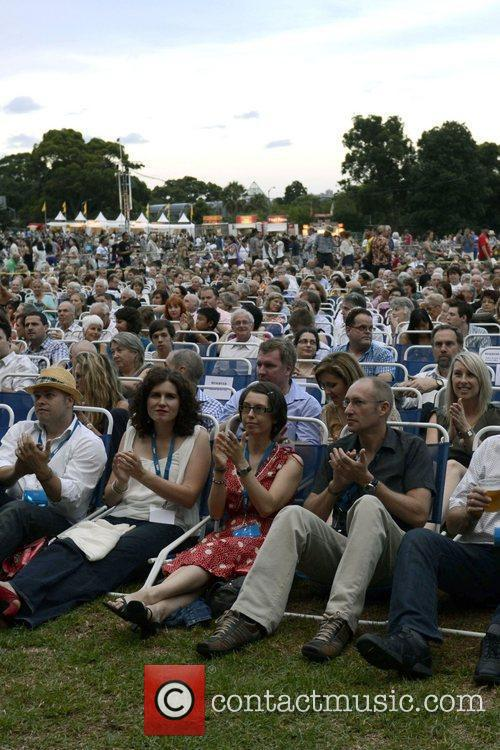 The Sydney Symphony conducts its free annual 'Symphony...