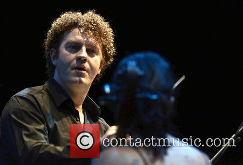 Conductor Brett Weymark The Sydney Symphony conducts its...
