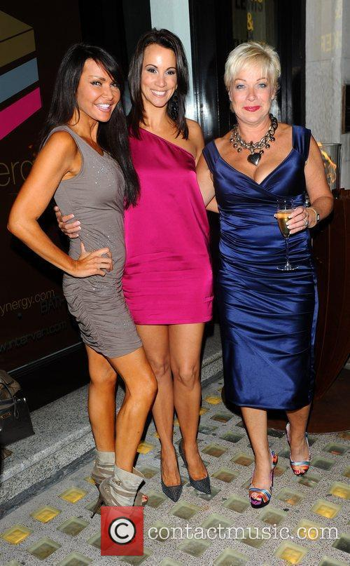 Liz Cundy, Andrea McLean and Denise Welch 3-Synergy...