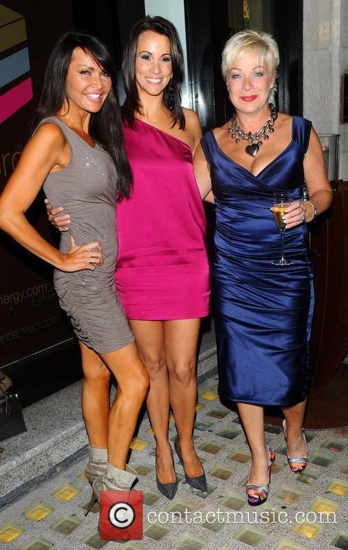 Liz Cundy, Andrea McLean & Denise Welch 3-Synergy...