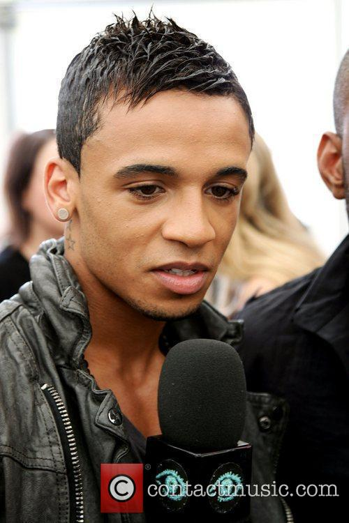 Aston Merrygold Of Jls 10