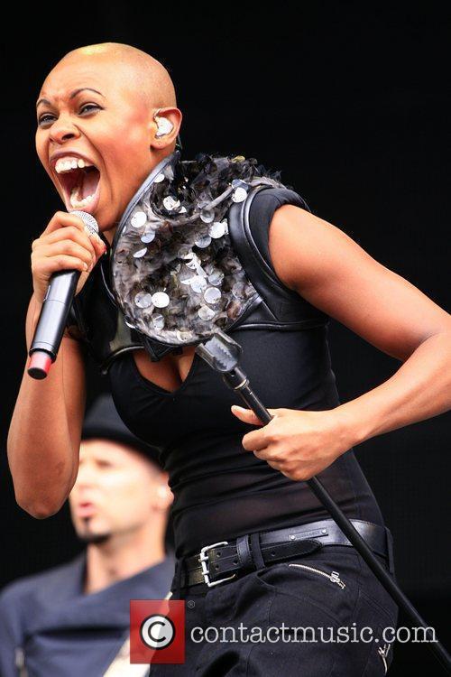 Skunk Anansie T In The Park 2010 Music...