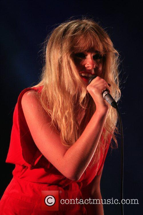 Diana Vickers, T In The Park