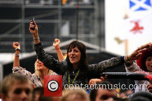 T In The Park 2010 Music Festival -...