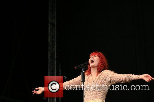 Florence and the Machine, T In The Park