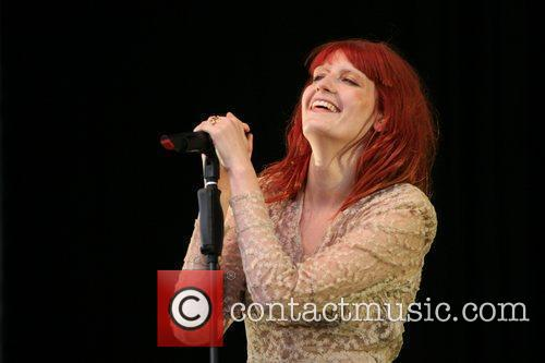 T in the Park 2010 music festival at...