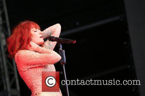 Florence and the Machine T in the Park...