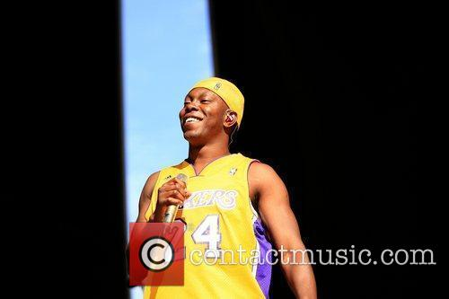 Dizzee Rascal, T In The Park
