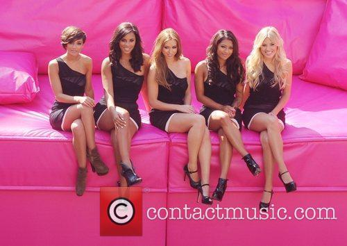 Frankie Sandford, Mollie King, Una Healy, Vanessa White and Rochelle Wiseman 12