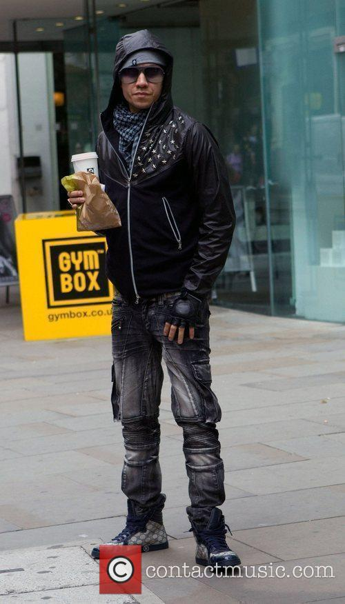 Jaime Gomez aka Taboo of the Black Eyed...