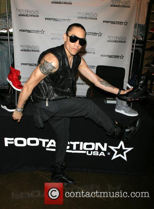 Taboo Of The Black Eyed Peas 10