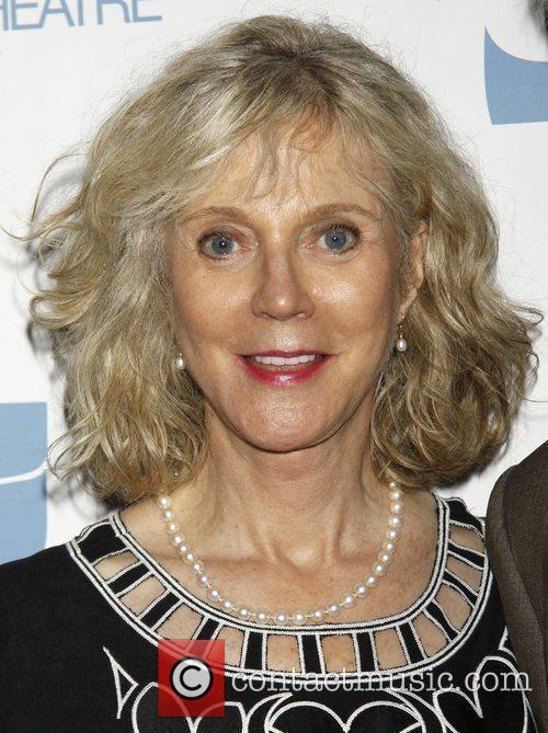 Blythe Danner attending the 2010 TACT/The Actors Company...