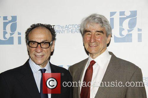 F. Murray Abraham and Sam Waterston attending the...