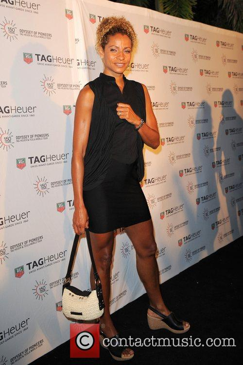 Michelle Hurd TAG Heuer 150th Anniversary and 'Odyssey...