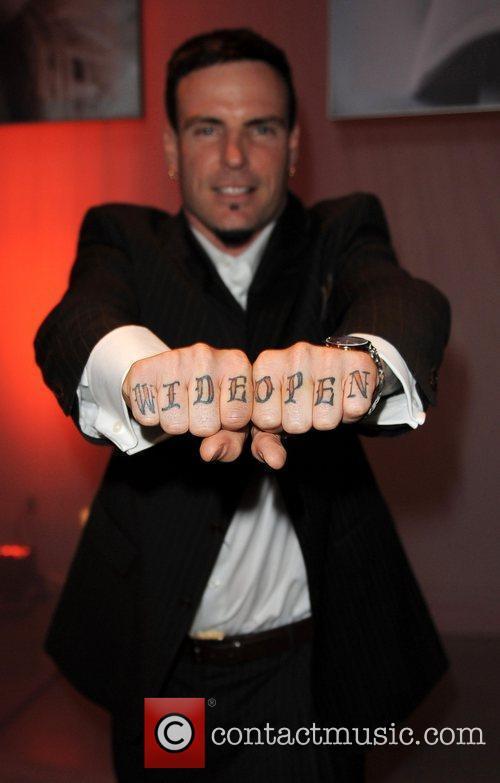 Rob Van Winkle aka Vanilla Ice TAG Heuer...