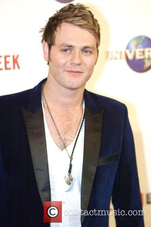 Brian McFadden Premiere of 'Get Him to the...