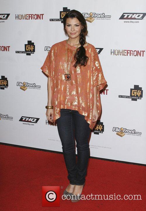 Ali Landry THQ and Rachel Bilson Host 'Take...