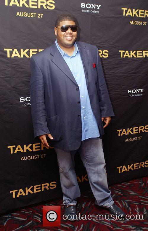 Chucky Thompson Screening of 'Takers' held at the...
