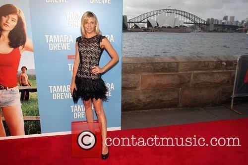 The Australian premiere of Tamara Drewe held at...